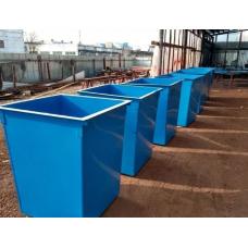 Изготовление мусорных контейнеров
