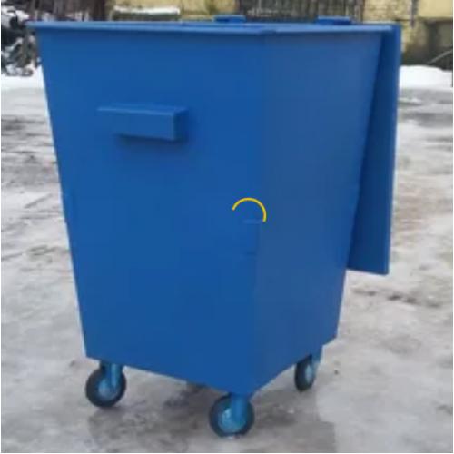 Производство бункеров для мусора